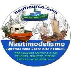 2 DVDS -CURSO DE NAUTIMODELISMO + AEROMODELISMO BRINDE
