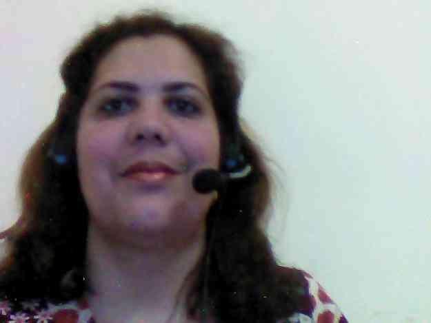 Professora de  portugues para estrangeiros!