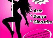 Aulas de pole dance