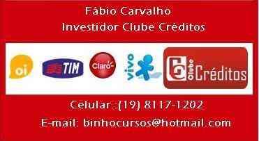 Investidor de uma Empresa do Setor de Telecomunicações -Recruta 250 Vagas