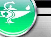 Serviço de enfermagem e acompanhante terapêutio