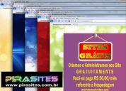 Representante comercial para venda de sites