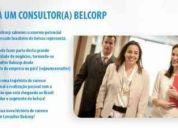 Seja uma consultora belcorp