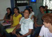 Jovens de manaus e do interior do amazonas