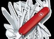 Canivete swisschamp 33 funções vermelho 6795 - victorinox