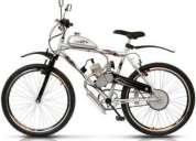Bicicleta motorizada mb48cc