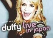 Dvd duffy - live in japan - liquid room, tokyo '08