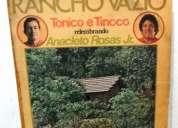 Lp tonico e tinoco - rancho vazio (1978)
