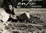 Antix - wanderers (cd) - cod 521599