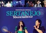 Cd sertanejo universitÁrio - participaÇÃo especial - 2012