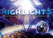 Compilacao - highlights by miracle (cd) - cod 521607