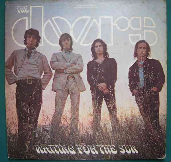 The Doors – Waiting For The Sun – Vinil Original 1968 – Relíquia – Grátis Alive She Cried