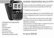 Huawei g6620 rosa hello kitty