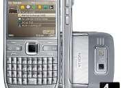 Smartphone nokia e72 câm 5mp 3g wi-fi gps 4gb nokia messaging + frete grÁtis