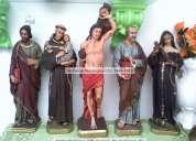 Imagens sacras (21) 2445-1929. fabricação e restauração. artcunha artesanatos.