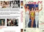 TrapÉzio - 1956 c/ burt lancaster / tony curtis e gina lollobrigida