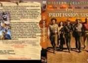 Os profissionais - 1966 c/ burt lancaster e claudia cardinale