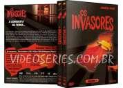 Os invasores 3ª temporada completa