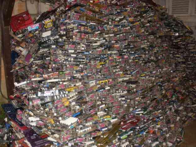 Computador Sucatas Lixo Eletronico