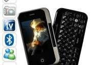 Celular dual sim com tv wifi teclado qwerty - [importado]