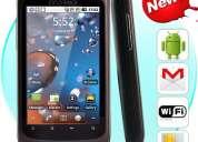 Smartphone cacau show android 2.2 wifi 3,2' - [importado]