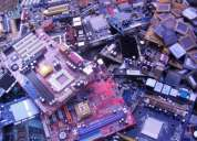 Sucatas lixo eletronicos computador