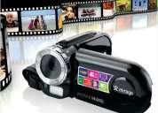 Filmadora movie dc080 14mp/tela 2,4 preta