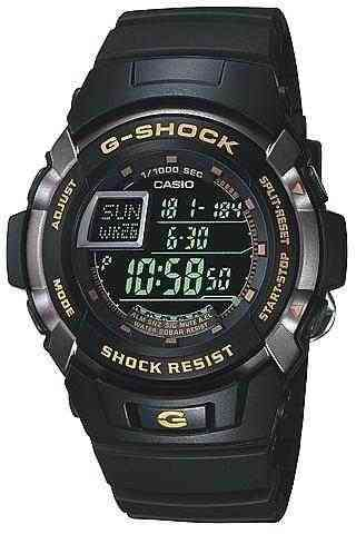 Relógio Casio G-shock G-7710 5 Alarmes Timer Cronômetro 200m