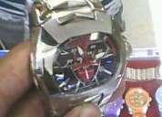Relógio aa lamborghini rply autêntico e 100% funcional
