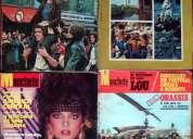 Revistas manchete – ed. bloch – diversas edições históricas – de 1968 a 1997 – 841 a 2362