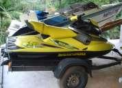 Jet ski xp 130 hp limited