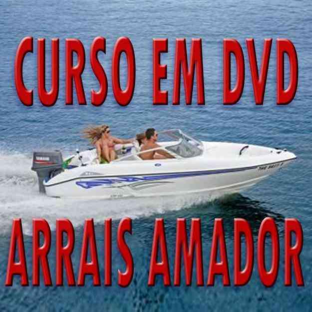 CURSO ARRAIS AMADOR R$89.90
