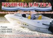 Pinheira nautica, vendas de embarcaÇÕes, motores de popa, com instalaÇÃo gratuita.