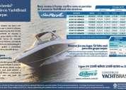 ConsÓrcio barcos lanchas