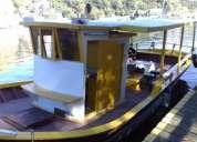 Vendo barco 10m mwm com zf