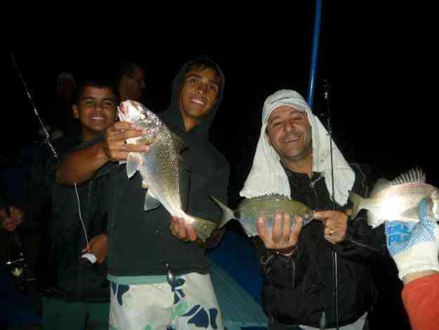 Pescaria com dedicação e segurança,marque logo a sua data!!!