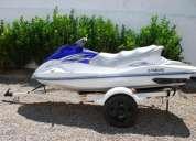 Jet ski vx110 80 horas de uso aceito troca por moto