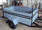 Carretinha com adaptação para barco. fabrica de carretinhas em bh.fabrica duarte