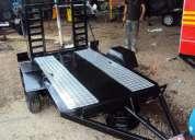 Carretinha para quadriciclo, fabrica em bh- fabricamos carretinhas de todos os modelos
