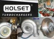 Retifica e troca conjunto rotativo turbinas holset caminhões volkswagen