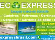 Ecoexpress - lavagem automotivo a seco