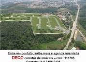 Terrenos a partir de 300m² em loteamento fechado com clube - campo limpo pta/sp