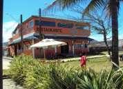 Comercial em frente a praia 45 anos porteira fechada