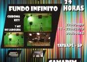 EstÚdio para locaÇÃo 24 hs 11 - 99806843 - 22680489 - 22682679 videos e fotos