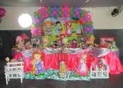 Festa infantil - dilucia festas decoração e buffet