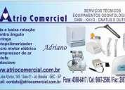 ManutenÇÃo equipamentos odontologicos