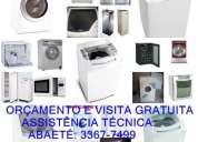 Conserto de maquina de lavar brastemp: 3367-7499