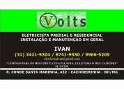 InstalaÇao de ventiladores em bh 31 8741-9550