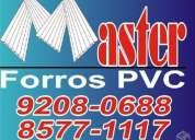 Master forros pvc