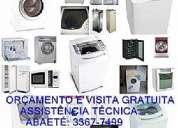 Conserto de maquina de lavar  brastemp:3367-3365